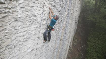 Siegrist joining the Speed with Speed Intégrale ~9a